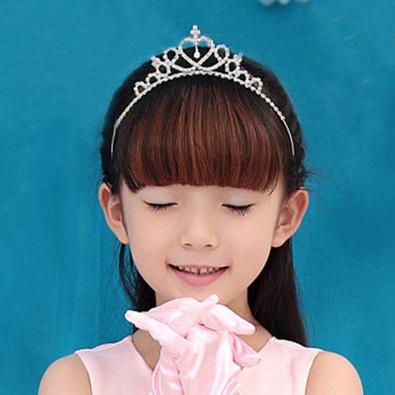 cute children kids girls tiara