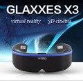 GLAXXES виртуальная реальность VR машина умный глаз линзы шлем установлен дисплей 3D погружения Кинотеатр 3D VR ALL-IN-ONE