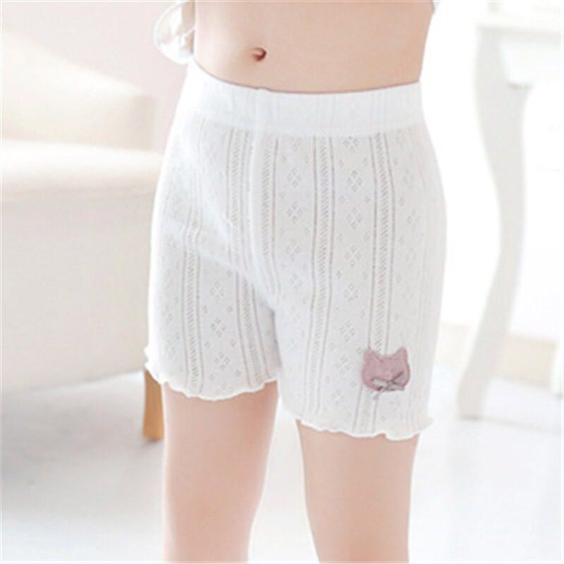 HTB1L12tPZfpK1RjSZFOq6y6nFXaL - Summer Girls Safety Lace Shorts Pants Underwear Leggings Girl Boxer Briefs Short Beach Pant For Female 3-13 Years Old