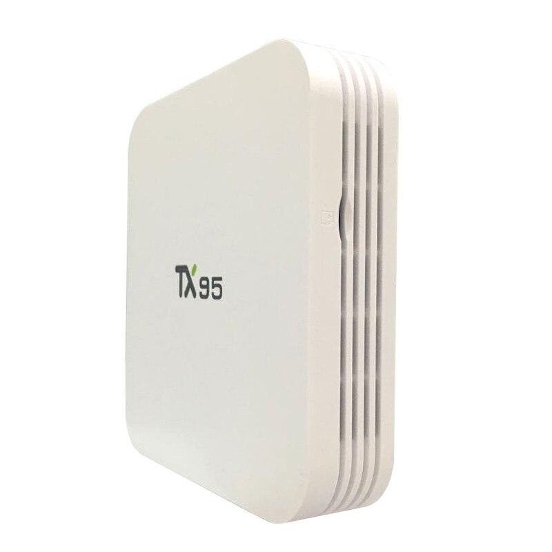 DHL Amlogic S905W Android 7.1 TV Box 2GB RAM 16GB ROM TX95 Smart Mini PC 4K Media Player Set Top Box KODI 2.4G/5G Wifi Bluetooth