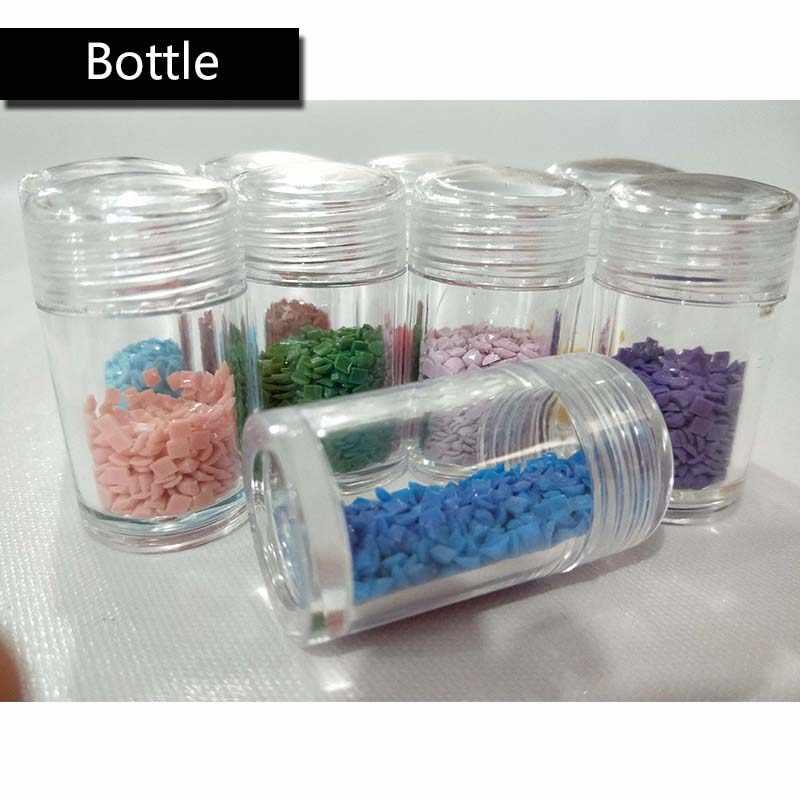 Алмаз для алмазной вышивки Живопись Инструмент 60 слотов регулируемая пластиковая сумка для хранения держатель сумка Контейнер Коробка