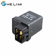 KELIMI Car lights Relays 40a 4pins Auto Electronics lighting dimmer relay 40A 4 Pins 12V