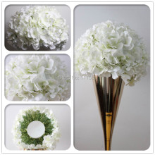 SPR 10pcs lot wedding decorative flowers road lead artificial wedding table centerpiece flower ball decoration