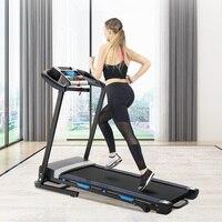 الكهربائية المنزل آلة سير آلية طوي 12 برامج مسبقا المطاحن اللياقة البدنية المعدات-في المشايات الرياضية من الرياضة والترفيه على