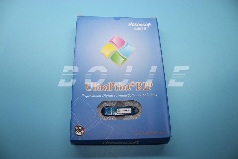 Infiniti UV flatbed printer ultraprint rip software