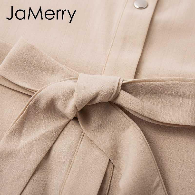 Jamerry в винтажном стиле, элегантное, из ткани «сеточка» с кружевом и вышивкой для женщин; модельные туфли для деловой женщины на пуговицах, с длинными рукавами, однотонные, с вышивкой; платье принцессы с поясом, Летнее мини-платье