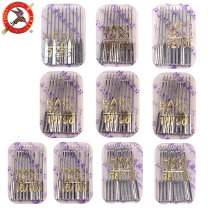 Image 2 - HAX1 100pcs Sewing Needles universal 15x1 130x705H mixed kit packing Sewing Accessories for all brand Domestic Sewing Machines