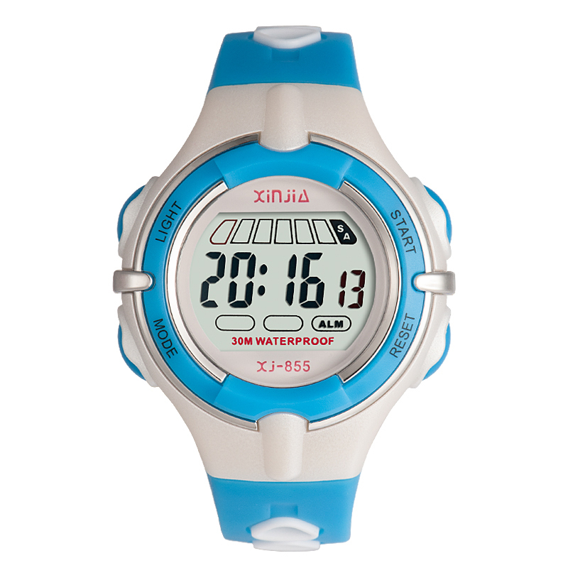 Relógio Do Esporte Para Crianças Casuais Homens