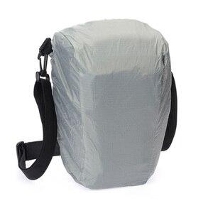 Image 4 - Lowepro Toploader  Zoom 55 AW Digital SLR Camera Triangle Shoulder Bag Rain Cover Portable Waist Case Holster For Canon Nikon