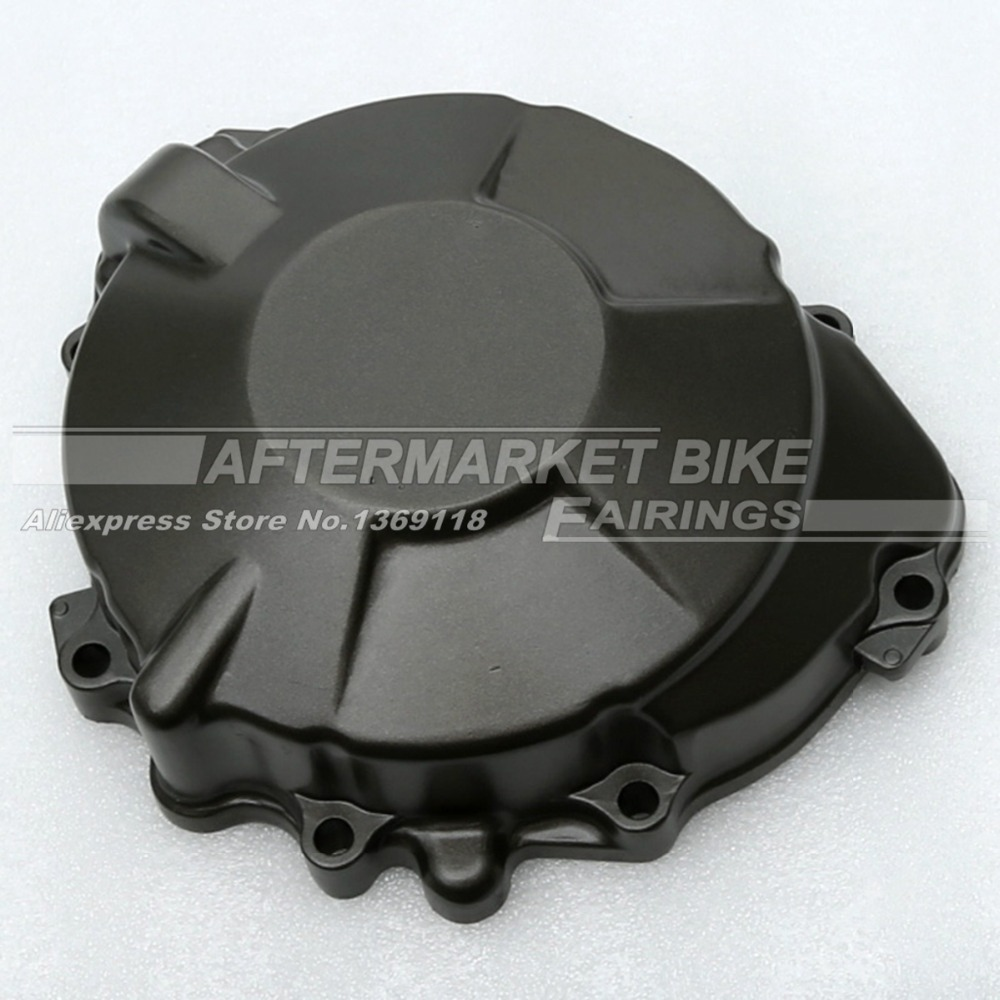 Motorcycle LEFT Crankcase For HONDA CBR600RR 2003 2004 2005 2006 F5 Engine Stator Crank Case Generator Cover starpad for lifan motorcycle v250 lf250 p combination left crankcase cover new accessories