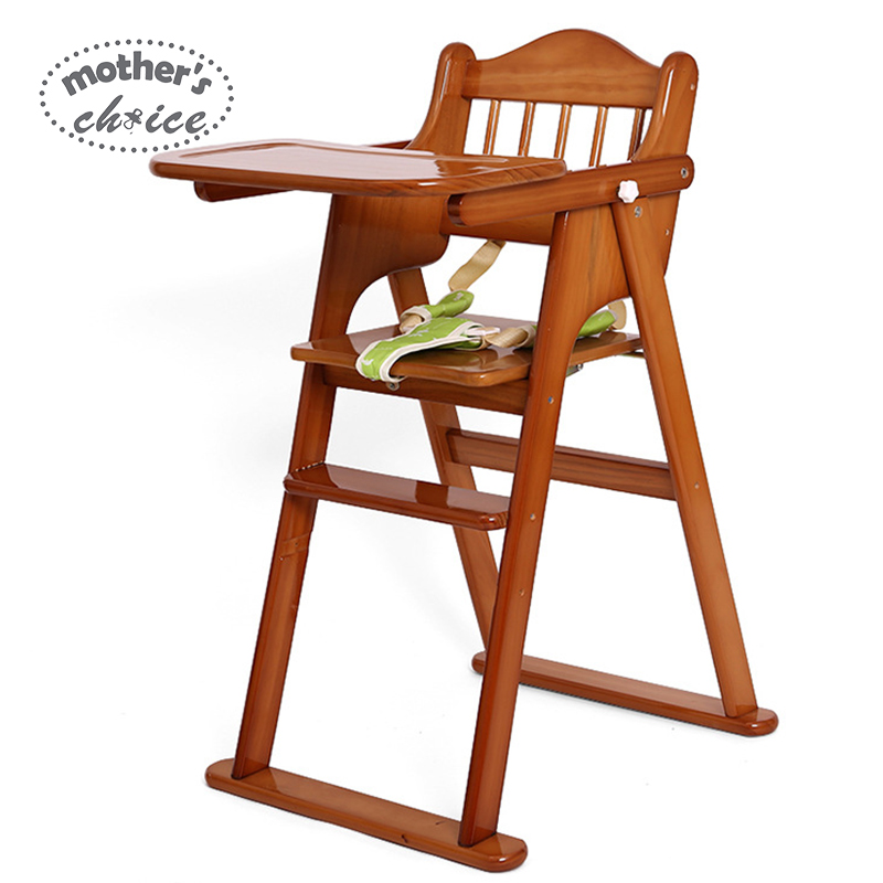 Merveilleux High Quality Motheru0027s Choice Solid Wood Baby Highchair For Feeding Baby  Dinner Chair Free Shipping MCC901 In Highchairs From Mother U0026 Kids On  Aliexpress.com ...