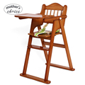 High quality Mother's Choice solid wood baby highchair for feeding baby dinner chair Free shipping MCC901
