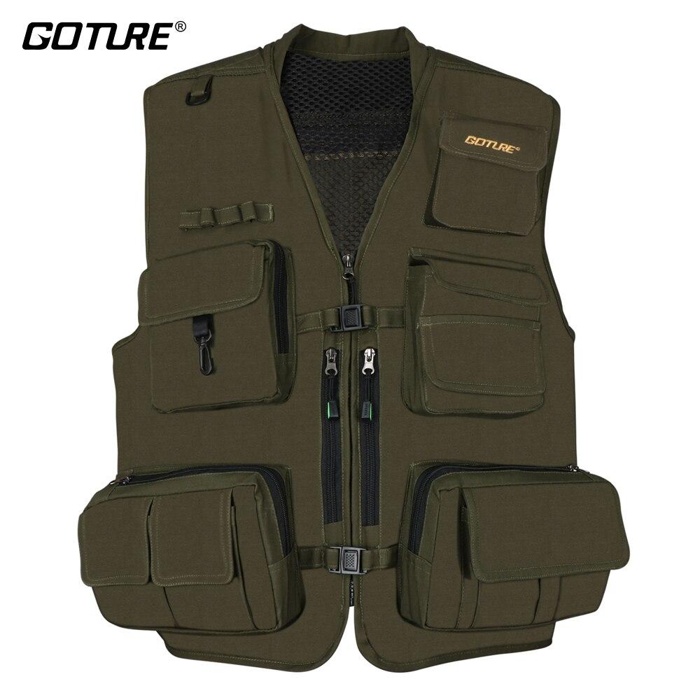 jaquetas colete de seguranca colete com bolsos de 15 goture pesca multifuncional para esportes ao ar