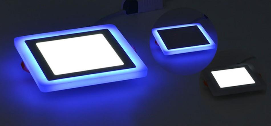 Double color led panel (3)