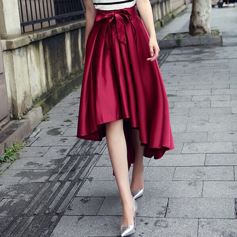 Compare Prices on Satin Long Prom Skirt- Online Shopping/Buy Low ...