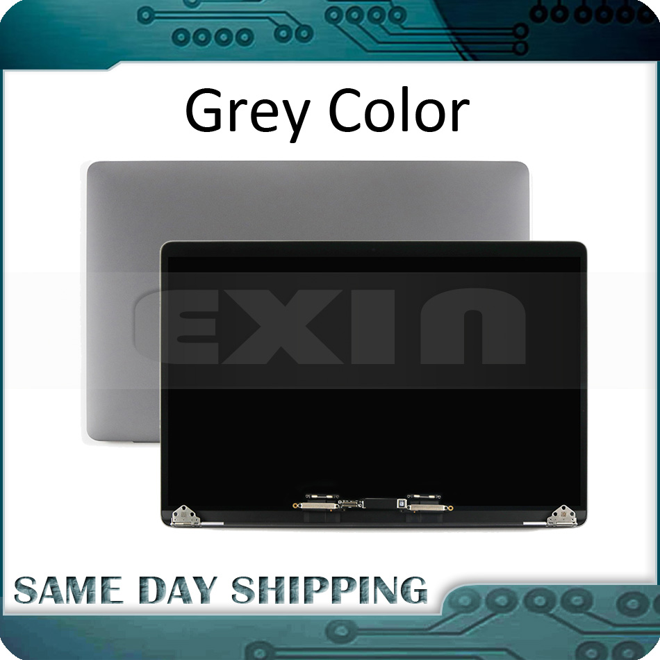 2018 2019 Space Gray Grey Color for Macbook Pro Retina 15