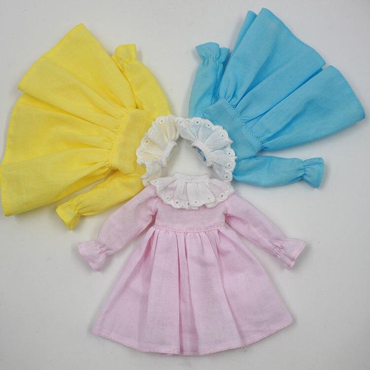 Neo Blythe Doll Autumn Dress 5