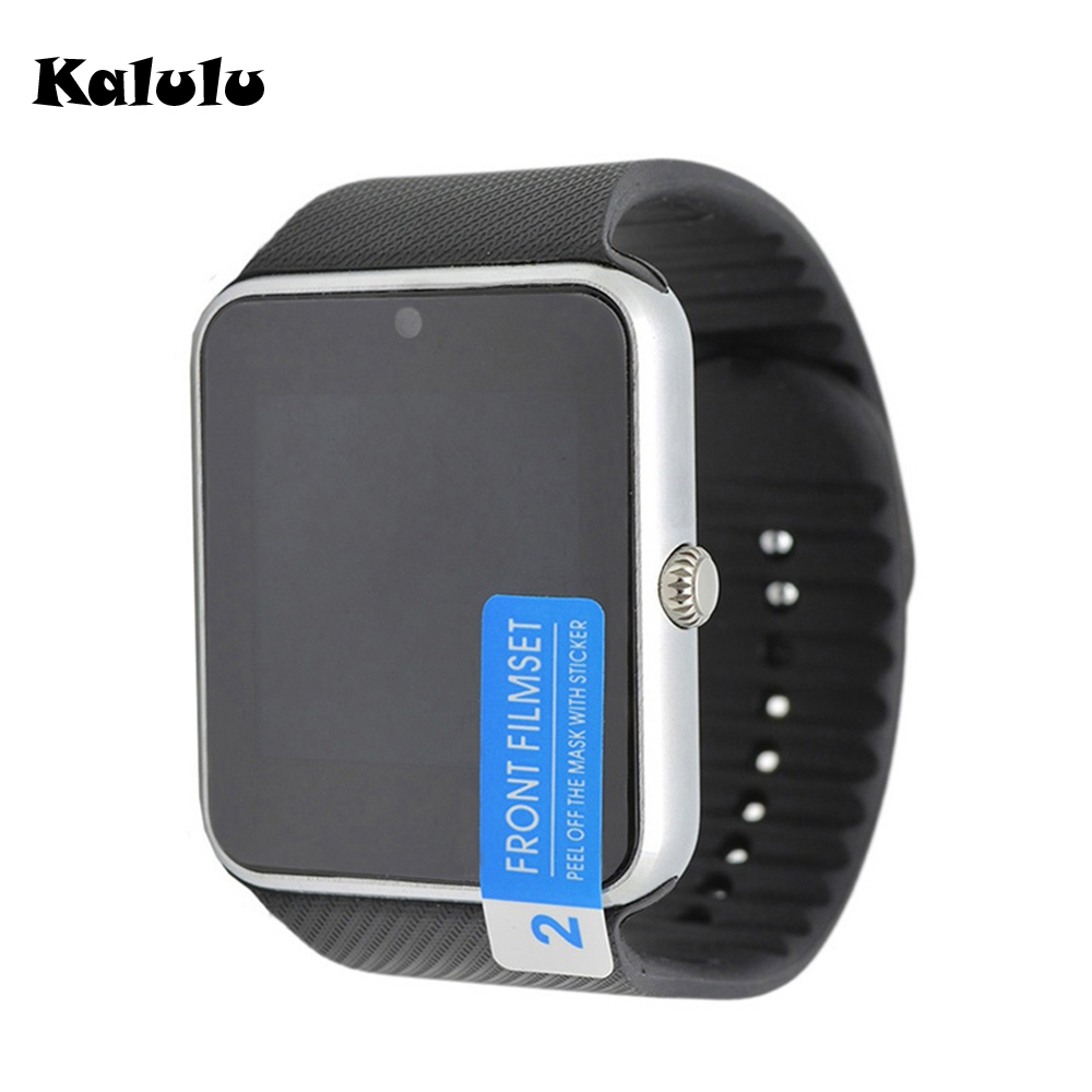 Smart Watch GT08 With SIM TF Wearable Clock Sync Notifier Phone Mate Bluetooth Connectivity For Android smartphone Samsung, LG