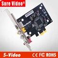 Профессиональная sd-карта AVerMedia CE310B PCIe  карта захвата с разъемом S  видеосъемка AV composite (CE310B)