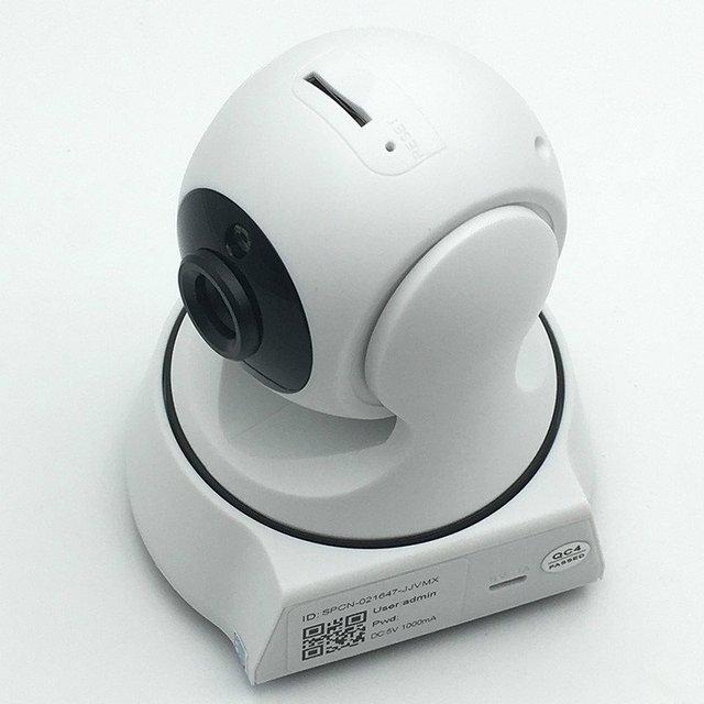 IP Camera Wi-fi 720P Smart IR-Cut Tilt Night Vision P2P Home Store Monitor Surveillance Onvif Network CCTV Security Camera