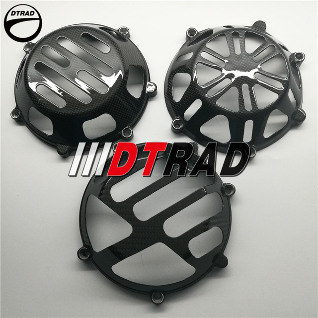 Dtrad Carbon Fiber For Ducati 848 1098 1198 Air Cooled 4v Engine