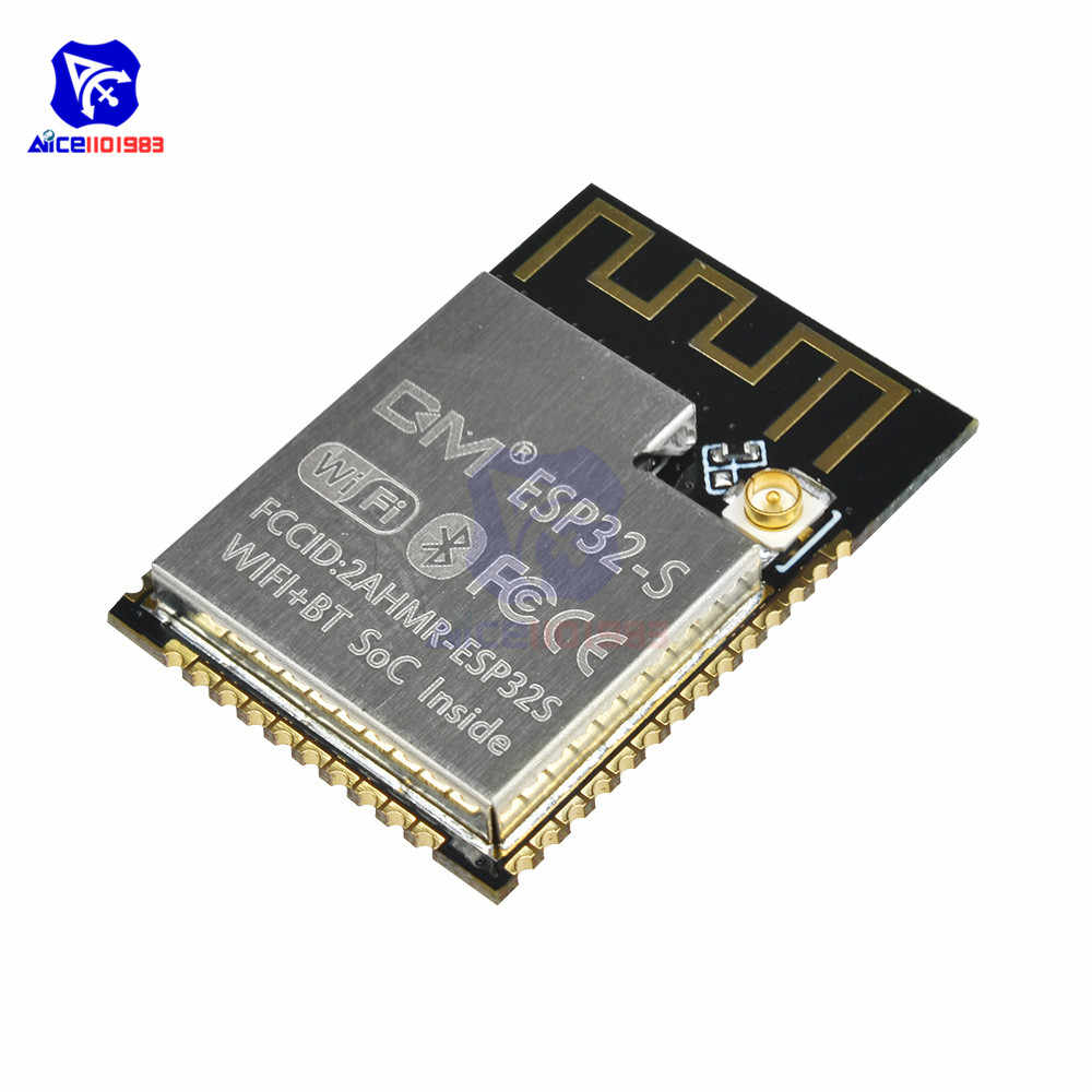 ESP32-CAM ESP32-S WIFI Bluetooth placa de expansión OV2640 2MP cámara inalámbrica módulo ES8266 ESP32S w/IPEX hembra para Arduino MCU