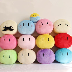 CLANNAD Dango Plush Toys Daikazoku Furukawa Nagisa Dango Family Plush Pillow Cushion Cosplay for Girls Gift