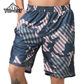 High Quality Summer Camo Leisure Loose Shorts Men Beach Casual Brand Clothing Boardshorts Bermuda Short Trousers