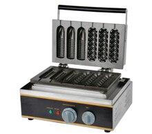Бесплатная доставка Электрический 110 В 220 В смешанные плесень lolly хот-дог машина вафли формы мозоли