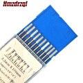 WC20 10 Stück Grau Farbe 3 2mm * 150mm (1/8 ''x6'') Ceriated Wolframelektrode Kopf Wolfram Nadel/stange Für Schweißmaschine-in Wolframelektrode aus Werkzeug bei