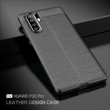 P30 Lite Silicone Case For Huawei Pro Luxury Soft Cover P20 Phone Bumper
