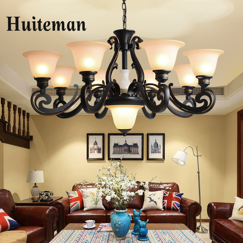 Здесь продается   Modern Chandelier Lighting Novelty Lustre Lamparas Colgantes Lamp for Bedroom Living Room luminaria Indoor Light Chandeliers  Свет и освещение