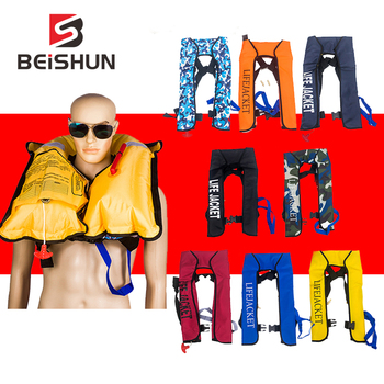 Can be Customized Automatic Inflatable Life Jacket  Fishing Water Sports Swimming Survival Vest Men Women Lifejacket - sale item Water Sports