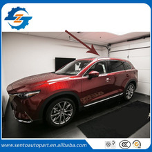 Captivating GRAZING MAN Aluminium Alloy Screw Install Side Rail Bar Roof Rack For Mazda  CX 9 Cx9
