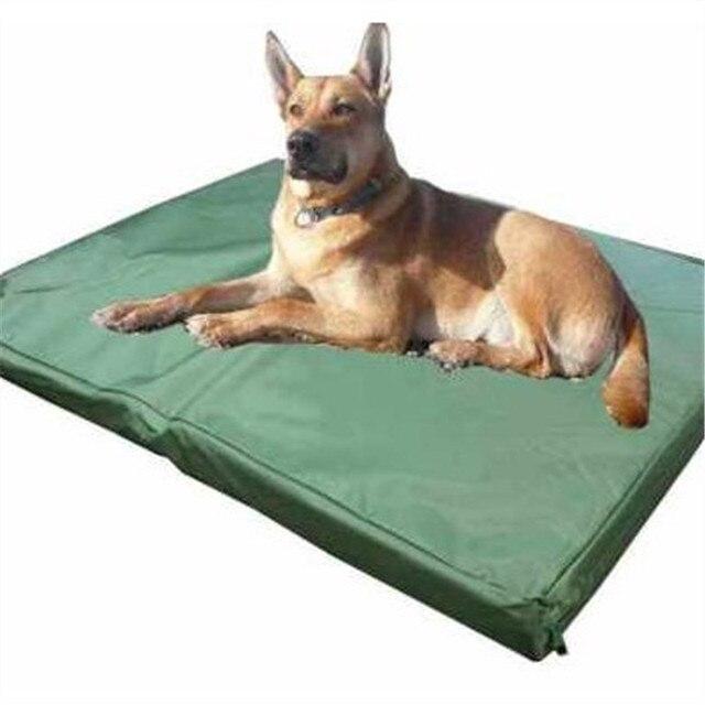 Petminru Summer Dog Sofa Mat House Waterproof Large Dogs House Bed Mat  Folding Outdoor Pet Bed
