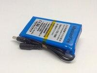 MasterFire 10 teile/los Neue Super YSD 12680 12V 6800mAh Lithium akku Batterien Pack Für CCTV Kamera-in Digitale Batterien aus Verbraucherelektronik bei
