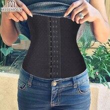 Miss Moly Women Waist Trainer Cincher Underbust Shapewear Control Tummy Body Shaper Corset Breathable Black Beige Hor Sale