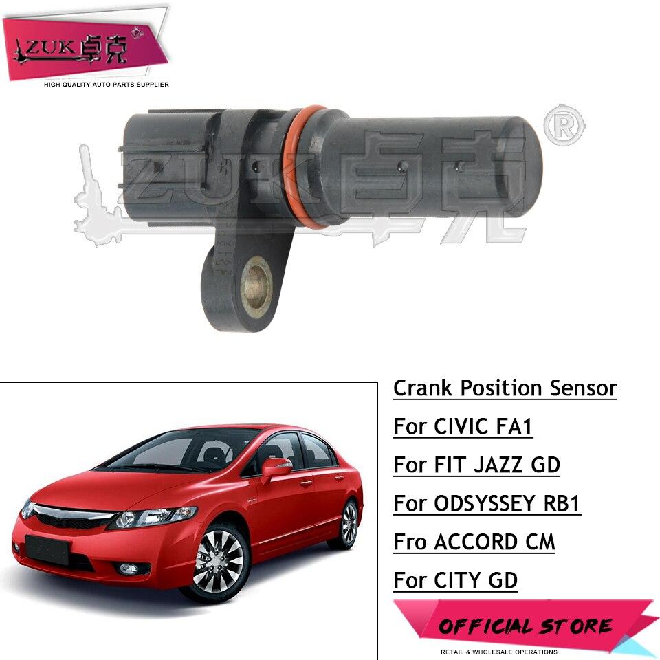 Zuk High Quality Engine Crank Position Sensor For Honda Accord 2003 Odyssey Parts Diagram Also 2007 Cm4 Cm5 Cm6