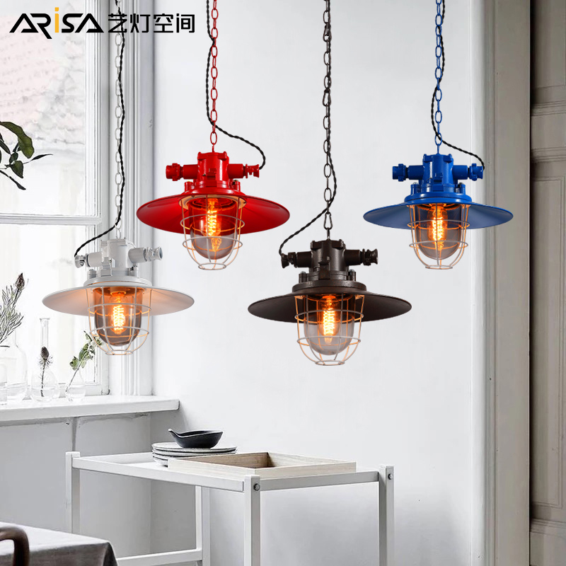 Nordic LED Postmodern Iron living room lamps Designer Hanging lights Restaurant Lighting Fixture Novelty Bar Cafe Pendant Lights