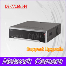 Hikvision Original English Version DS-7716NI-I4 Embedded 4K NVR 16ch 4SATA 12MP Third-party Network Cameras