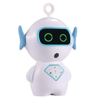 Children's Certain Christmas Gift AI Intelligent Pet Intelligent Voice Control Cartoon Robot Story Machine Wifi Dialogue Toys 1