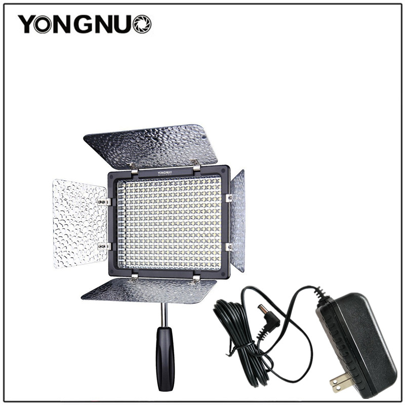 цена YONGNUO YN300 III YN-300 III LED Camera Video Light with Adjustable Color Temperature 3200K-5500K for Canon Nikon Pentax Olympas