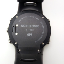 North Edge GPS Sports Digital Watch for Men