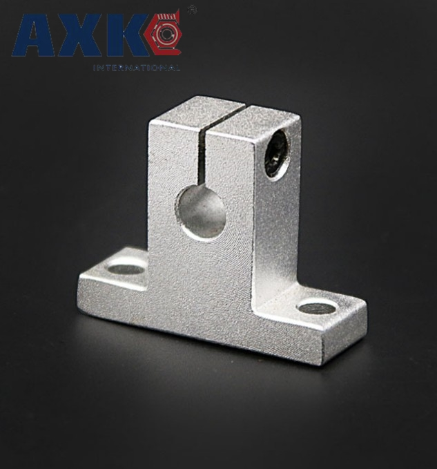 Linear Rail Shaft Support FOR XYZ Table CNC Router Milling SK16 16mm 4 PCS