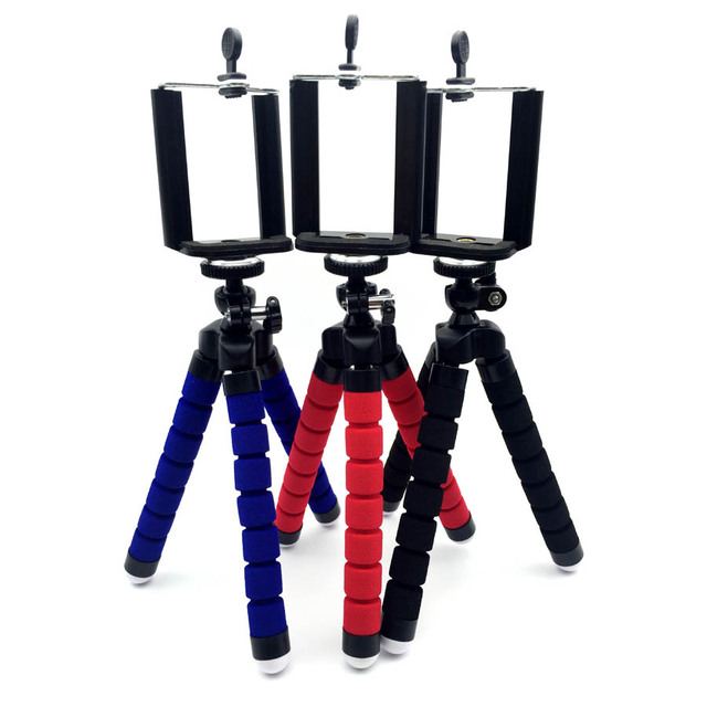 YIFUTE 5in1 10x Zoom Macro Fish Eye Lens Wide Angle Macro Lenses with Tripod Clip on For iPhone 7 plus Samsung LG phone Holder 1