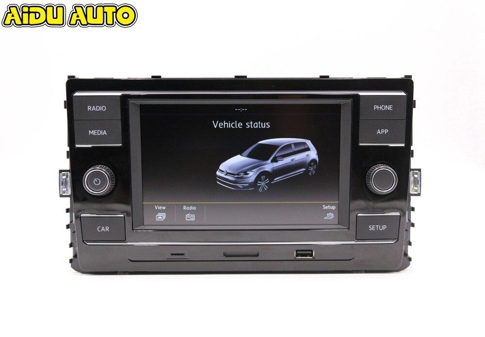 Autoradio système Carplay MQB 6.5