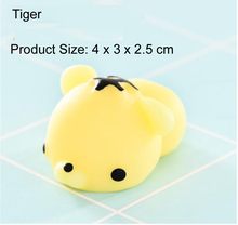 Mini Squishy Soft Cute Color Antistress Ball Mochi Abreact Sticky Relief Eliminate Pets Funny Stress Squishies Kids Squeeze Toys squishy cute soft cat antistress boot ball decompression sticky eliminate stress squishies fun squeeze pets friet kit toys