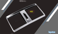 For Mercedes Benz ML Class W166 2012 2016 / GLE Class W166 & Coupe C292 2015 2016 Rear Air Outlet Vent Decoration Cover Trim