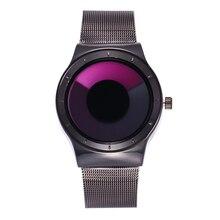 цена Trend Hot Selling Quartz Women Watch  Fashion casual Steel mesh Ladies Watches Round Clock Relogio Feminino Montre Femme онлайн в 2017 году