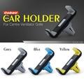 Cobao universal car air vent holder 360 grados de rotación del coche celular soporte para teléfono para iphone 5 6 6 s galaxy s4 s5 s6